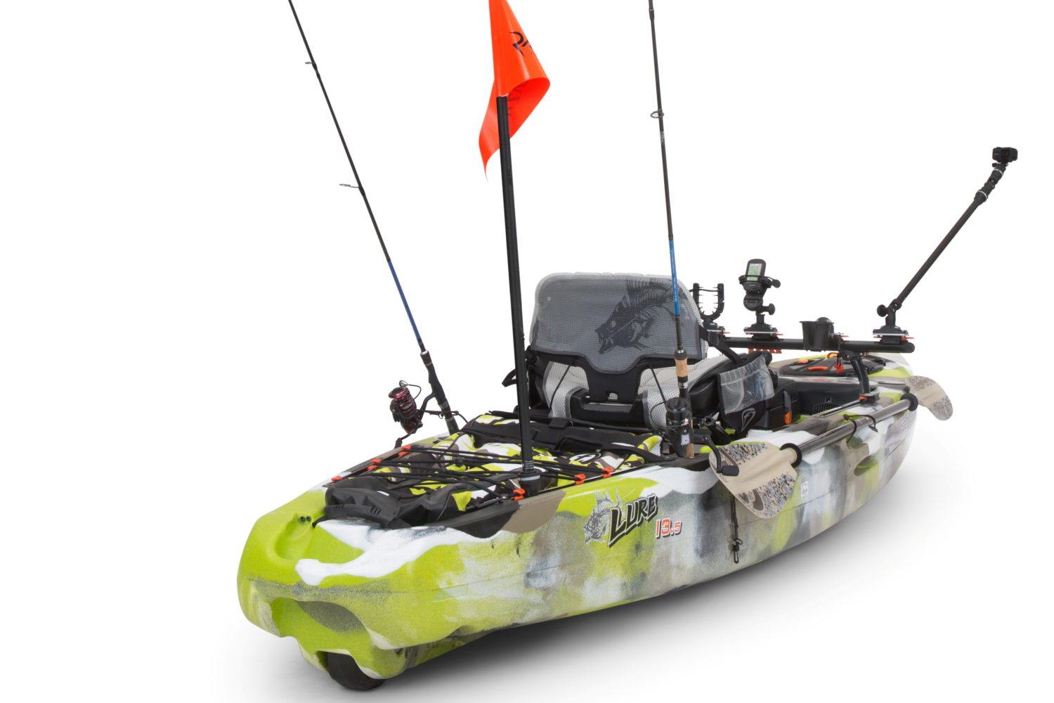 Feelfree Lure 11 5 Review An Innovative Fishing Kayak That Has It All